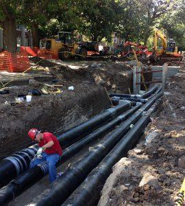 WSU Durksen construction