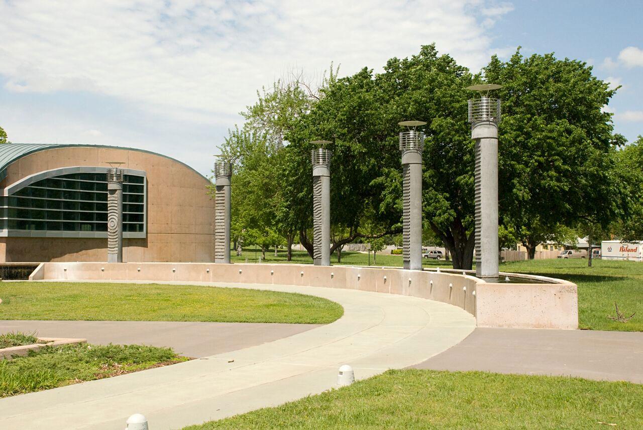 Wichita Water Utilities building