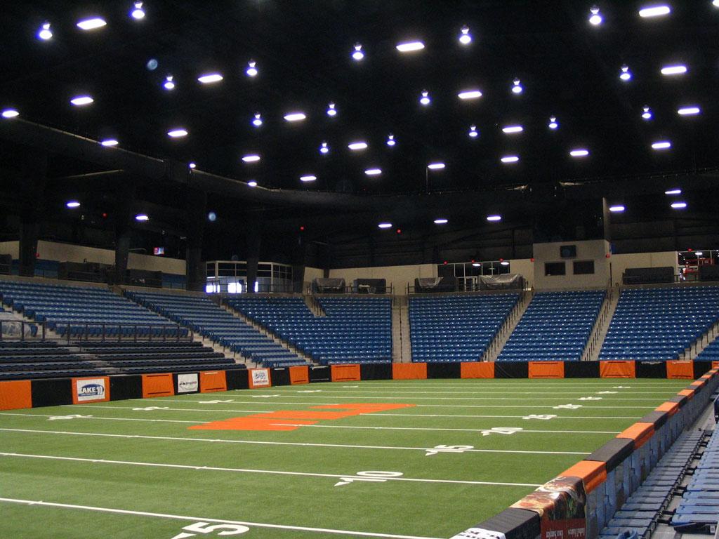 Hartman Arena Dean E Norris