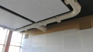 pvc coated ducts