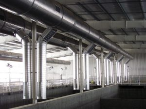 waste water treatment mechanical
