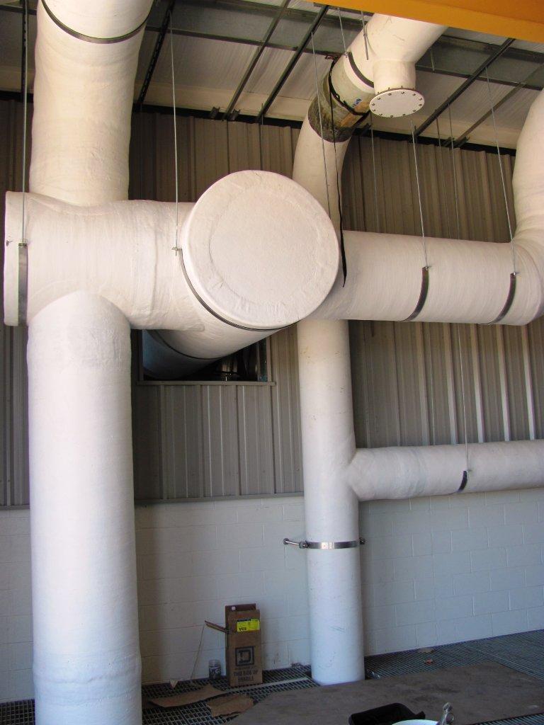 Water reclamation plumbing