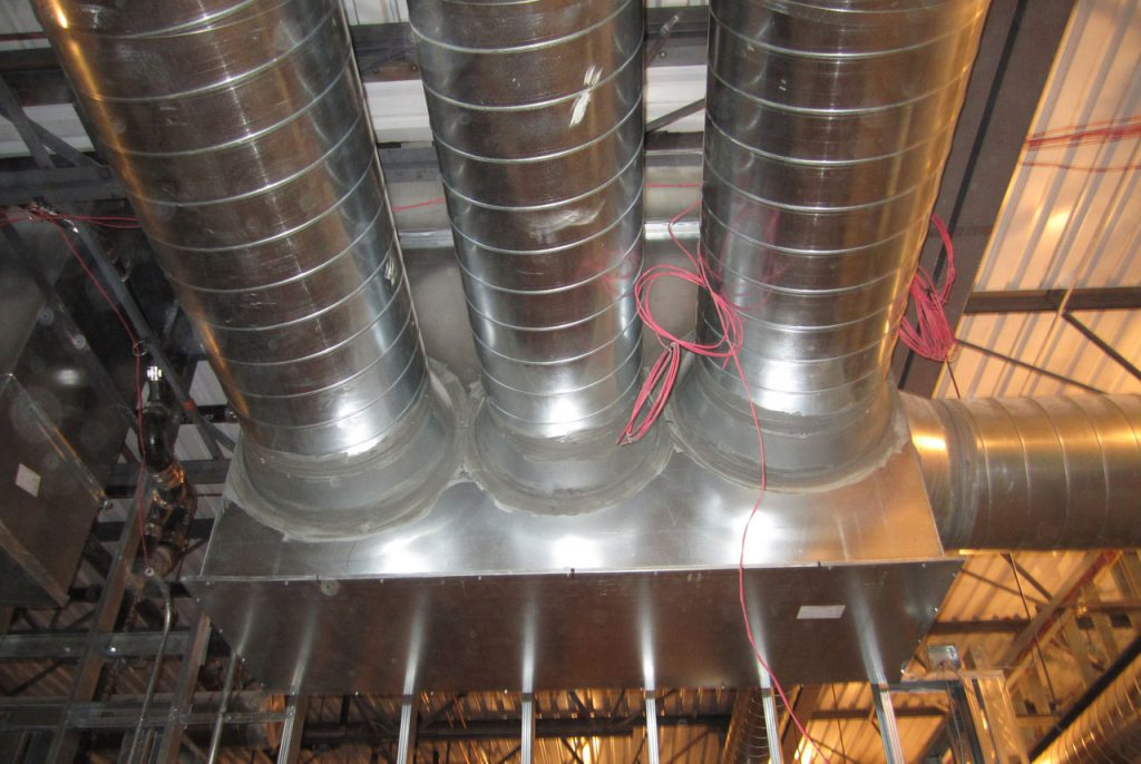 Cargill HVAC ducts