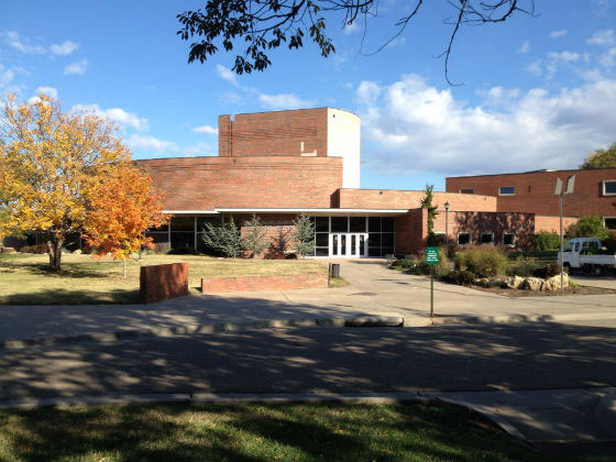 WSU Duerksen Fine Arts Center