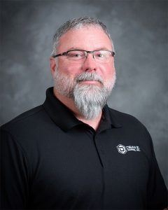 Dusty Meyer, General Manager Sheet Metal Division
