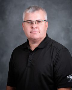 Jim McAdam, Project Manager/Estimator